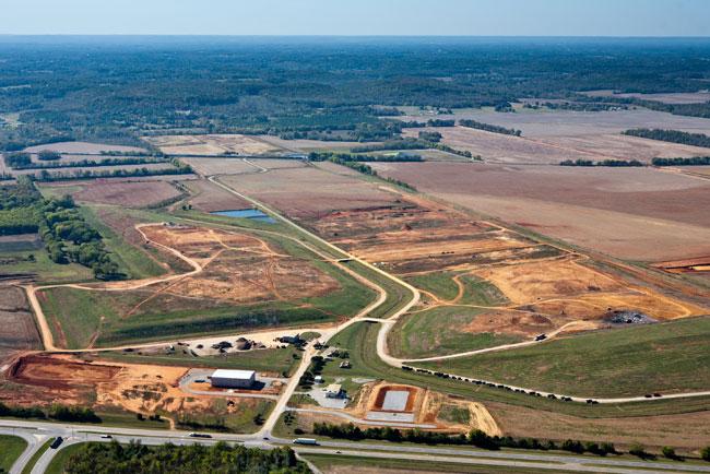 Morgan County Regional Landfill